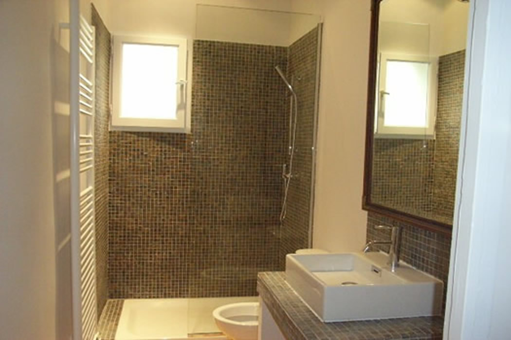 Baltus shower room