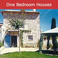 One Bedroom Houses